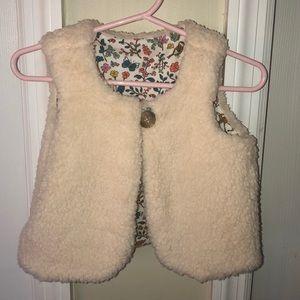 Mini Boden Baby reversible vest